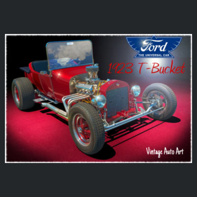 1923 Ford Bucket-T Design