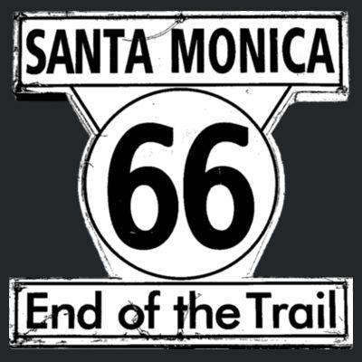 Route 66 End of Trail Design